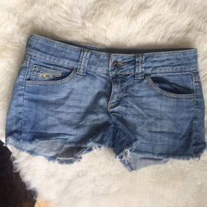 O'Neil Denim Shorts with Patch